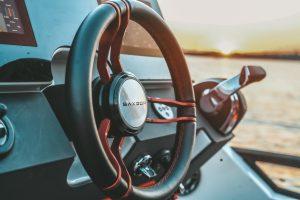 Saxdor 200. Volante deportivo. Foto cortesía de SeaCastle